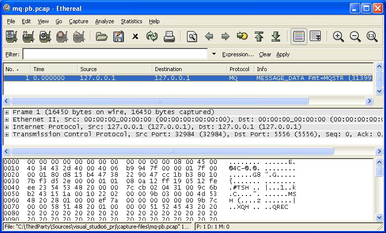 How To Read Wireshark Pcap